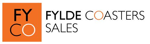 Fylde Coasters Sales