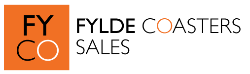Fylde Coasters Sales
