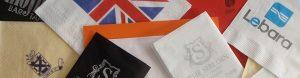 Fylde Coasters customised serviettes and napkins
